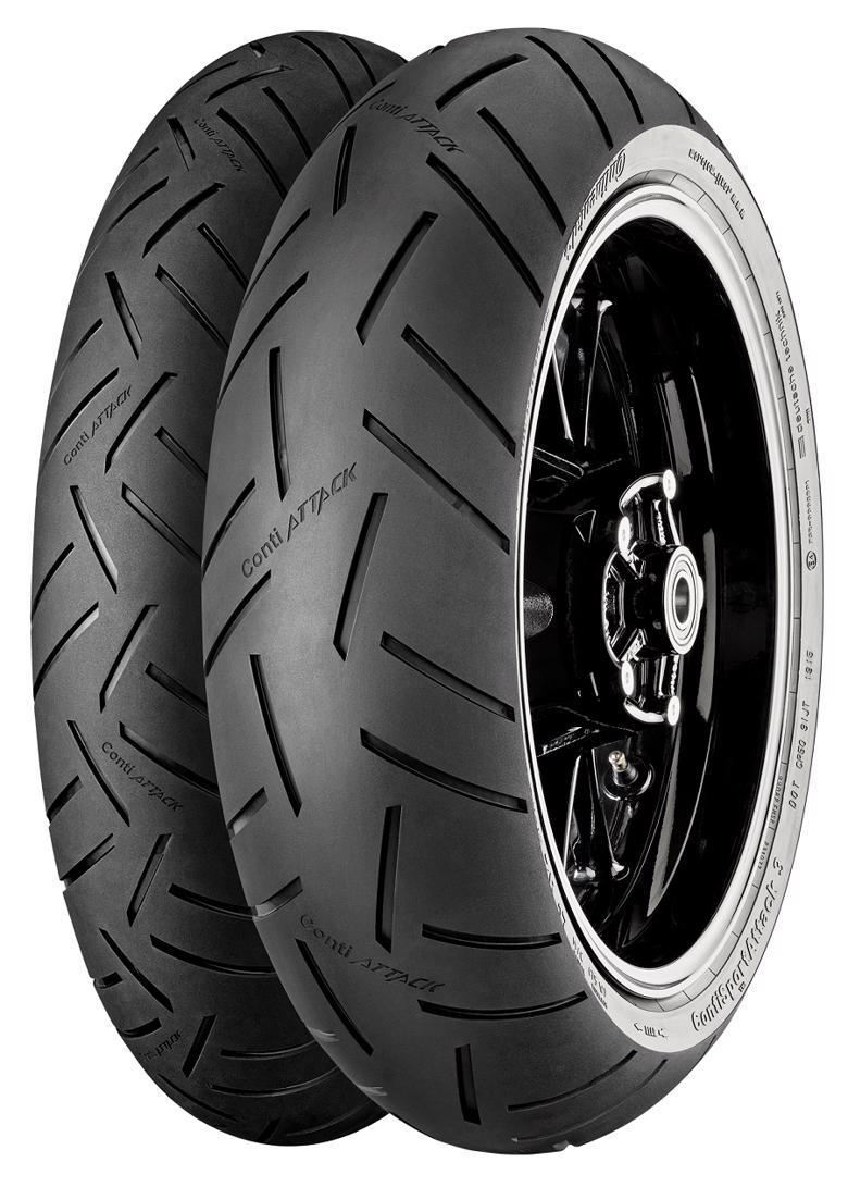 バイク用品 タイヤ ホイールコンチネンタル CONTINENTAL ContiSportAttack 3 190 55ZR17 M C (75W) TL R4019238689921 4019238689921取寄品 セール