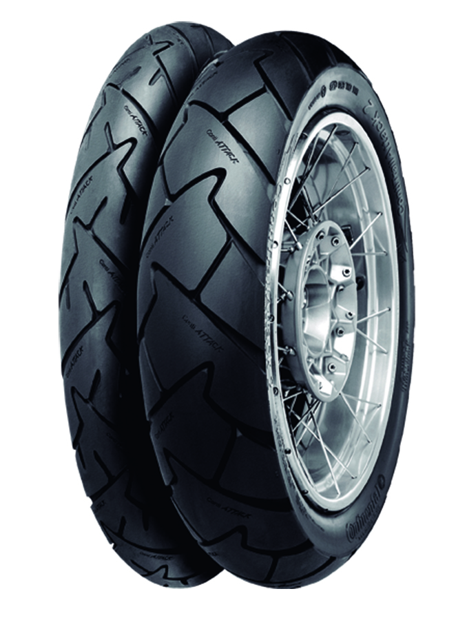 バイク用品 タイヤ ホイールコンチネンタル CONTINENTAL コンチ・トレイルアタック 2 170 60 ZR 17 M C 72W TL4560385764370 4560385764370取寄品 セール