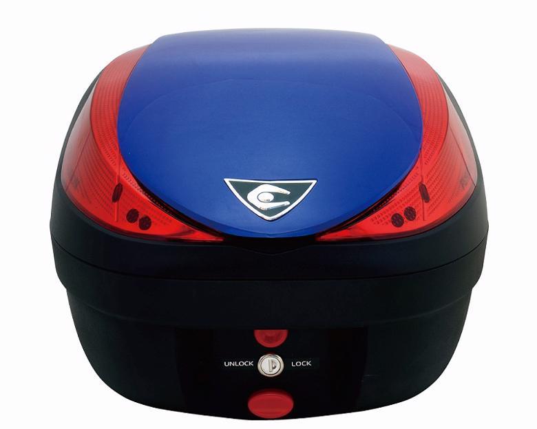 バイク用品 ケース(バッグ) キャリアクーケース クーケース V28 フュージョン BASIC メタリックブルーCN20070 4580115159719取寄品