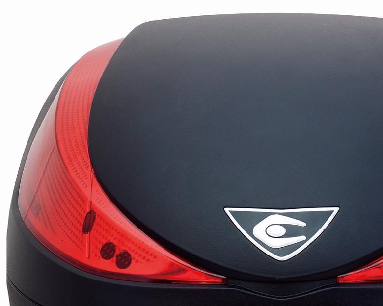 バイク用品 ケース(バッグ) キャリアクーケース クーケース V28 フュージョン SPEC-FII 無塗装CN26000 4580115159818取寄品