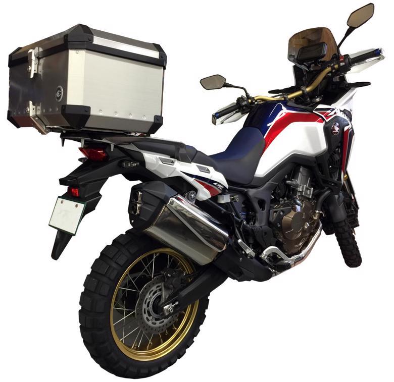 バイク用品 ケース(バッグ) キャリアクーケース クーケース X3 アルミトップケース 60L シルバーCCX300S 4589440531184取寄品 スーパーセール