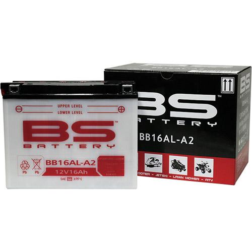 バイクパーツ バイクバッテリーBB16AL-A2 (YB16AL-A2互換)BSバッテリー BB16AL-A2 取寄品