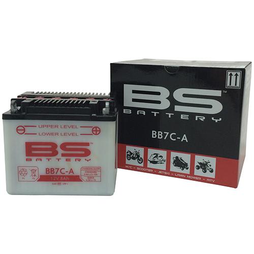 バイクパーツ バイクバッテリーBB7C-A (YB7C-A互換)BSバッテリー BB7C-A 取寄品