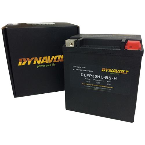 バイクパーツ バイクバッテリーDLFP-30HL-BS-H リチウムイオンバッテリーDYNAVOLT(ダイナボルト) 取寄品
