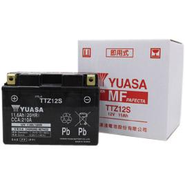 スーパーセール バイクパーツ バイクバッテリーTTZ12S (YTZ12S 互換)台湾ユアサ TTZ12S 取寄品