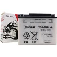 バイクパーツ バイクバッテリーY50-N18L-AGSユアサ Y50-N18L-A 取寄品