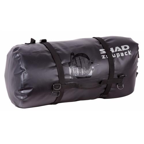 スーパーセール バイクパーツ ツーリングバッグSW38 zulupack 防水ダッフルバッグ ブラック 38LSHAD(シャッド) W0SB38 取寄品