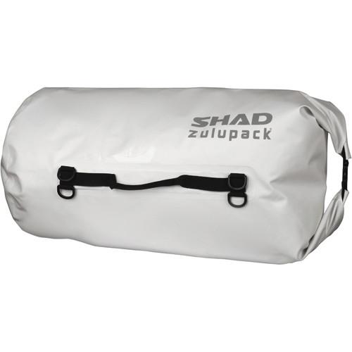 バイクパーツ ツーリングバッグSW38 zulupack 防水ダッフルバッグ ホワイト 38LSHAD(シャッド) W0SB38W 取寄品