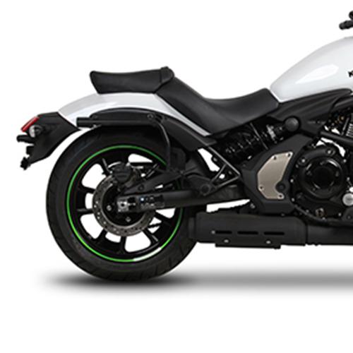 バイクパーツ フィッティングキット3Pシステム フィッティングキット Kawasaki Vulcan S 650 15-16 SHAD(シャッド) K0VL65IF 取寄品