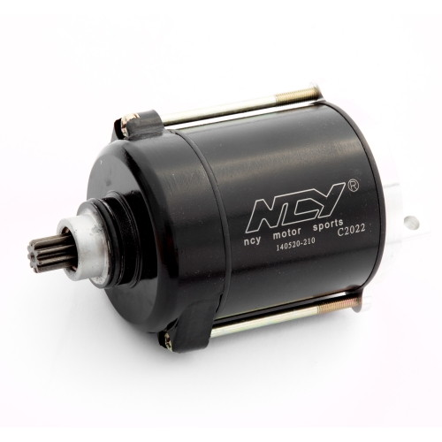 バイクパーツ セルモーター強化セルモーター『鋼力』NCY 取寄品