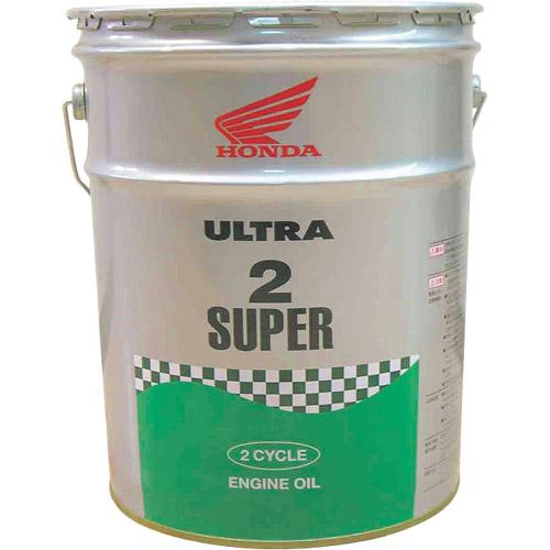 年末年始セール NewYearSALE バイクパーツ 2ストエンジンオイル 純正部品 ウルトラ 2スーパー 20LHONDA(ホンダ) 08245-99917 取寄品