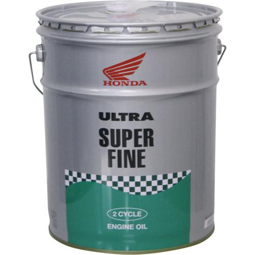 スーパーセール バイクパーツ 2ストエンジンオイル 純正部品 ウルトラ スーパーファイン 20LHONDA(ホンダ) 08248-99917 取寄品