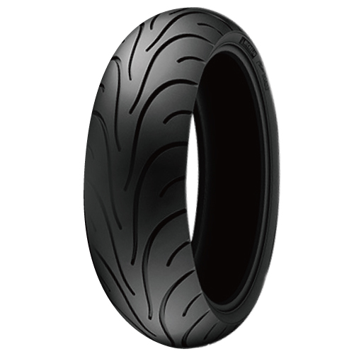 バイクパーツ バイクタイヤPILOT ROAD2 180/55ZR17 M/C 73W TLMICHELIN(ミシュラン) 24660 取寄品