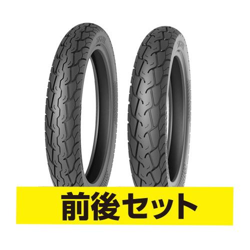 バイクパーツ バイクタイヤ セット売り TS649 70/100-14 37P TS647 80/100-14 49P WT 前後セットTIMSUN (ティムソン) 取寄品