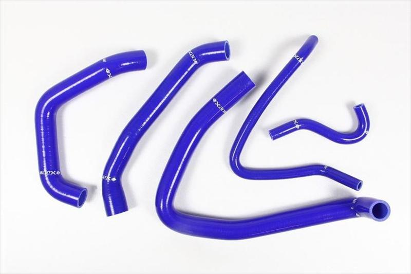 バイクパーツ モーターサイクル オートバイ お中元 オンラインショッピング バイク用品 冷却系ネックスパフォーマンス ネックス.P 06-11SH-KW524BL ブルー シリコンラジエターホースKIT 4580400651225取寄品 ZZ-R1400 セール