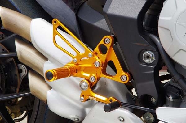 【正規販売店】 バイク用品 ステップベビーフェイス ベビーフェイス バックステップ BLK 9P MV AGUSTA F3 12-14002-M008BKb 4589981463883取寄品 セール, ZUCA SHOP OSAKA 505594ea