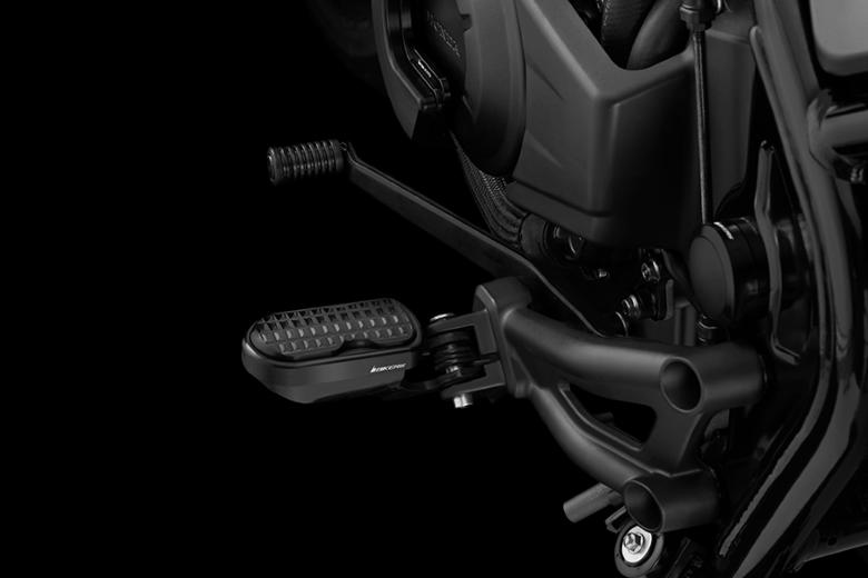 バイク用品 ステップ ステップ&ステップボード&タンデムキットバイカーズ BIKERS F.フットペグ M.ブラック ブラック Rebel500 250 17-19H0441-BLK-BLK 4549950870456取寄品 セール