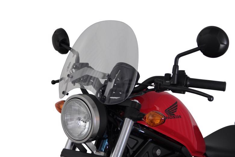 バイク用品 外装 スクリーンMRA MRA スクリーンツーリング クリア Rebel500 250 17-194025066165926 4549950959243取寄品 セール