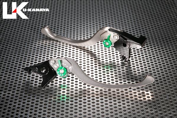 バイク用品 ハンドル レバーユーカナヤ U-KANAYA レバーセット ツーリング TI RD モンキー125 18-HO078-042-0806 4549950950080取寄品 スーパーセール