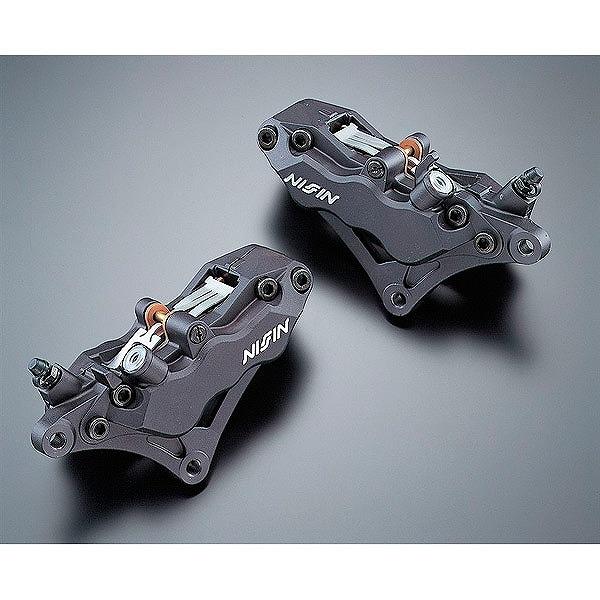 バイク用品 ブレーキ&クラッチ キャリパー&サポートアドバンテージ ADVANTAGE NISSIN B.キャリパ ミギ 6POT 90mmピッチNC-6001-1 4547424387950取寄品