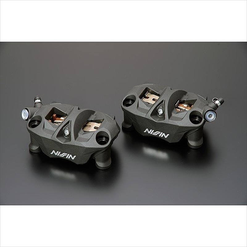 バイク用品 ブレーキ&クラッチ キャリパー&サポートアドバンテージ ADVANTAGE NISSIN RADIALフィットキャリパー 2PAD 108mm 4POTN4RC-108MB-RLS 4580340004969取寄品
