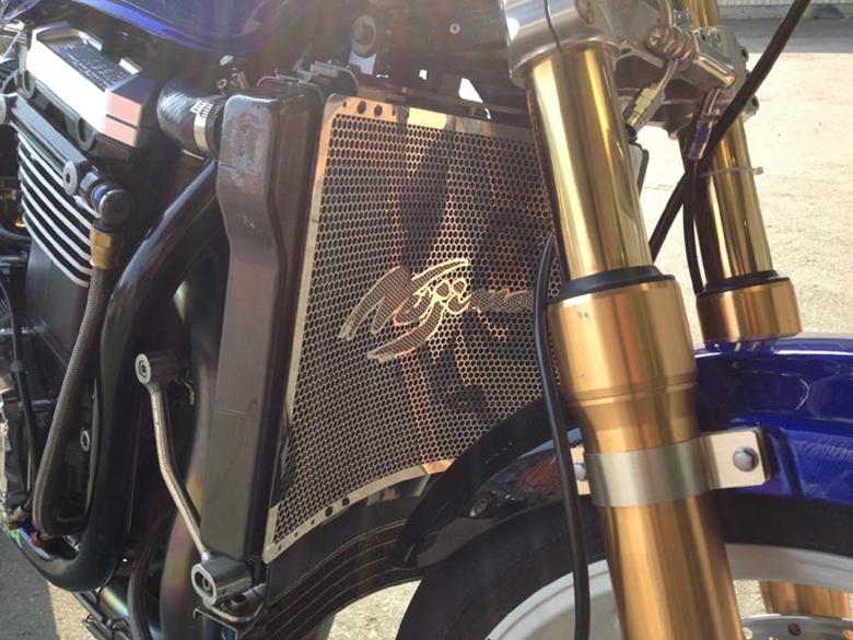 バイク用品 冷却系 ラジエターNOJIMA ラジエターコアガード PLOTラウンドラジエター(ストリート)ノジマエンジニアリング NJ-CG01 取寄品 スーパーセール