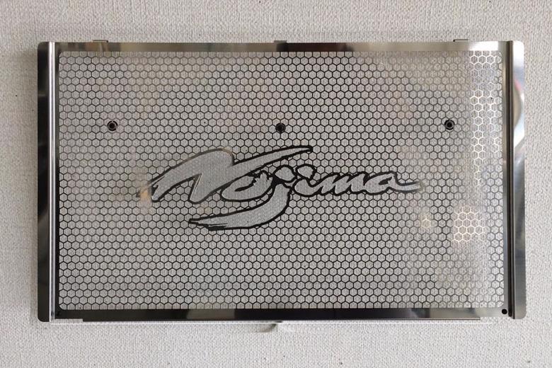セール バイク用品 冷却系 ラジエターNOJIMA ラジエーターコアガード タイプA Z900RS 18-19ノジマエンジニアリング NSP639CG1 取寄品