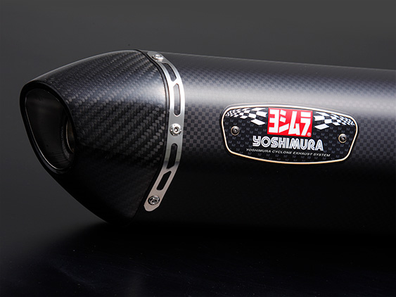 スーパーバイク用品 マフラー 4ストフルエキゾーストマフラーヨシムラ 機械曲R77Sサイクロン SMC PCX150 ABS 18ヨシムラ 110A-40E-5120 取寄品 スーパーセール