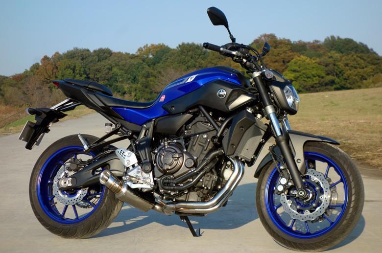スーパーセール バイク用品 マフラー 4ストフルエキゾーストマフラーSP忠男 POWER BOX FULL SS MT-07 17- XSR700 RM22Jスペシャルパーツタダオ MT7-PB-21 取寄品