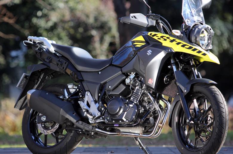 スーパーセール バイク用品 マフラー サイレントバッフル&マフラーリペアパーツSP忠男 パワーBOX パイプ V-STROM250 17 GSX250R 17スペシャルパーツタダオ GS2-PB-02 取寄品