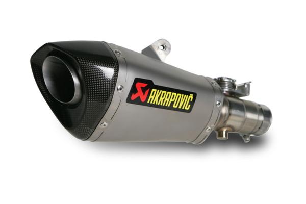 スーパーセール バイク用品 マフラー 4ストスリップオン&ボルトオンマフラーAKRAPOVIC スリップオン e1 コニカルチタン YZF-R6 10-16アクラポヴィッチ S-Y6SO9-HASZ 取寄品