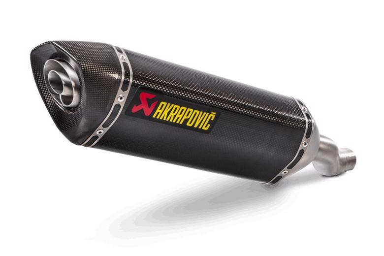 スーパーセール バイク用品 マフラー 4ストスリップオン&ボルトオンマフラーAKRAPOVIC スリップオンライン ヘキサゴナル カーボン CBR400R 500R 16-18 CBR500F 16-18アクラポヴィッチ S-H5SO3-HRC 取寄品