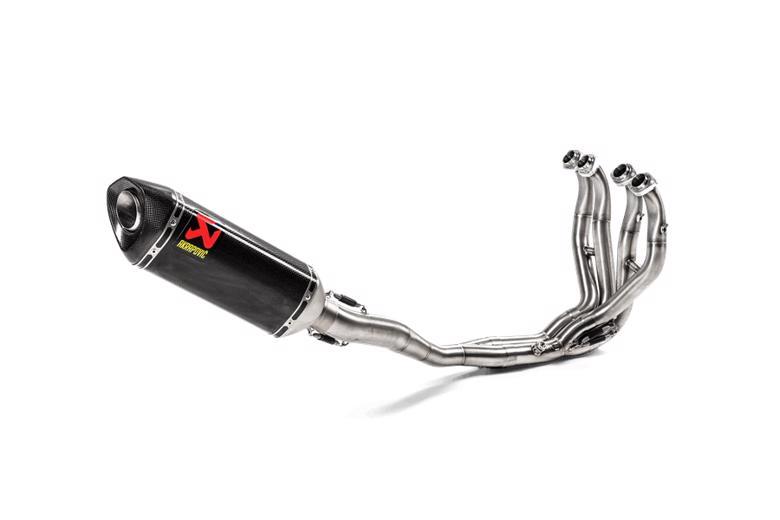 スーパーセール バイク用品 マフラー 4ストフルエキゾーストマフラーAKRAPOVIC レーシングライン HEXAGON カーボンZX-6R 09-19ZX-6R(636) 13-19アクラポヴィッチ S-K6R11-RC 取寄品