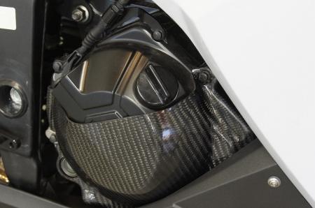 スーパーセール バイク用品 吸気系&エンジン クランクケース&クランクシャフト&エンジンカバートリックスター ジェネレーターカバー Ninja250トリックスター TS-GC-015D 取寄品