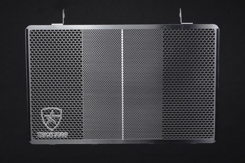 セール バイク用品 冷却系 ラジエタートリックスター ラジエターコアガード ZRX1200DAEGトリックスター VHG-003D-SV 取寄品
