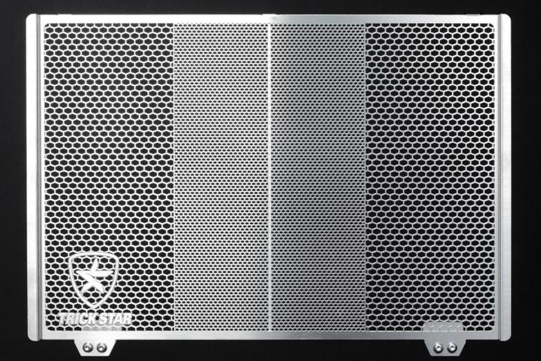 スーパーセール バイク用品 冷却系 ラジエタートリックスター ラジエターコアガード MT09 14-15 TRACER 15-トリックスター VHG-205-SV 取寄品