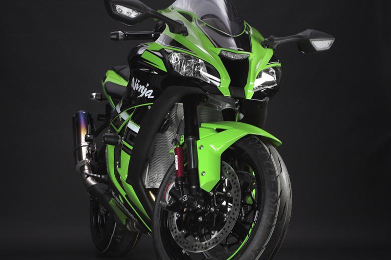セール バイク用品 冷却系 ラジエタートリックスター ラジエターコアガード ブラックメッキ ZX-10R 11-トリックスター VHG-002K-BM 取寄品