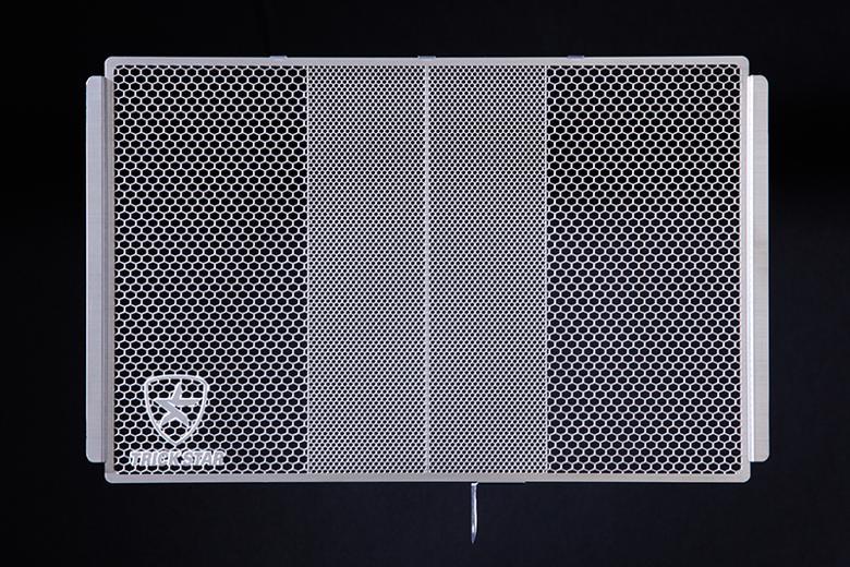 スーパーセール バイク用品 冷却系 ラジエタートリックスター ラジエターコアガード SLV YZF-R1 R1M 15-トリックスター VHG-207-SV 取寄品