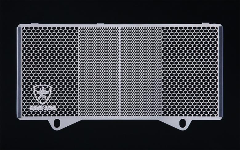 スーパーセール バイク用品 冷却系 ラジエタートリックスター ラジエターコアガード ブラックメッキ CBR250RR 17 MC51トリックスター VHG-109-BM 取寄品
