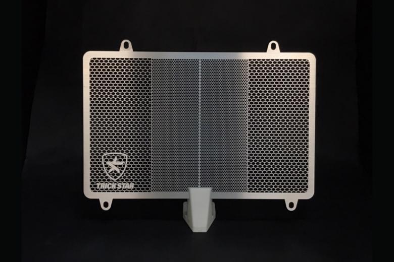 セール バイク用品 冷却系 ラジエタートリックスター ラジエターコアガード SLV GPZ900Rトリックスター VHG-009-SV 取寄品