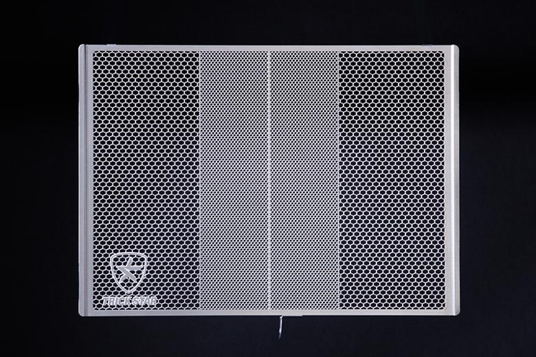 スーパーセール バイク用品 冷却系 ラジエタートリックスター ラジエターコアガード シルバー スクランブラー1100トリックスター VHG-D09-SV 取寄品