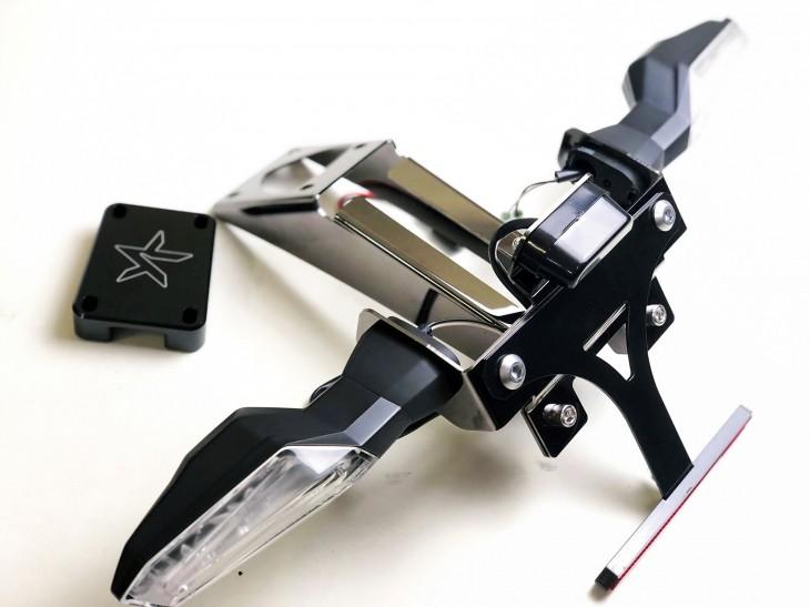 バイク用品 外装 フェンダートリックスター フェンダーレスキット Ninja H2 15-トリックスター FL-H01 取寄品 セール