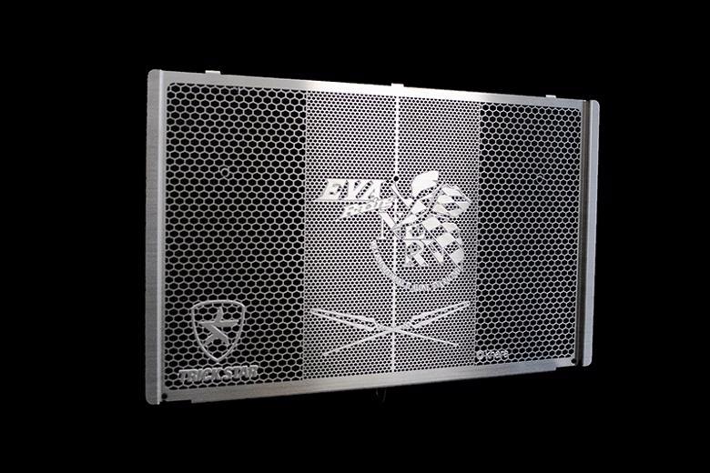 スーパーセール バイク用品 冷却系 ラジエタートリックスター ラジエターコアガード EVAコラボ NERVver ブラック Z900RSトリックスター VHG-031-EABM 取寄品