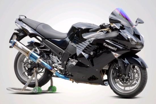 バイク用品 マフラー 4ストスリップオン&ボルトオンマフラーK-FACTORY 3Dチタン S O SBL SBL-B オーバル ZZR1400 08ケイファクトリー 150KJBAHBJ0000 取寄品