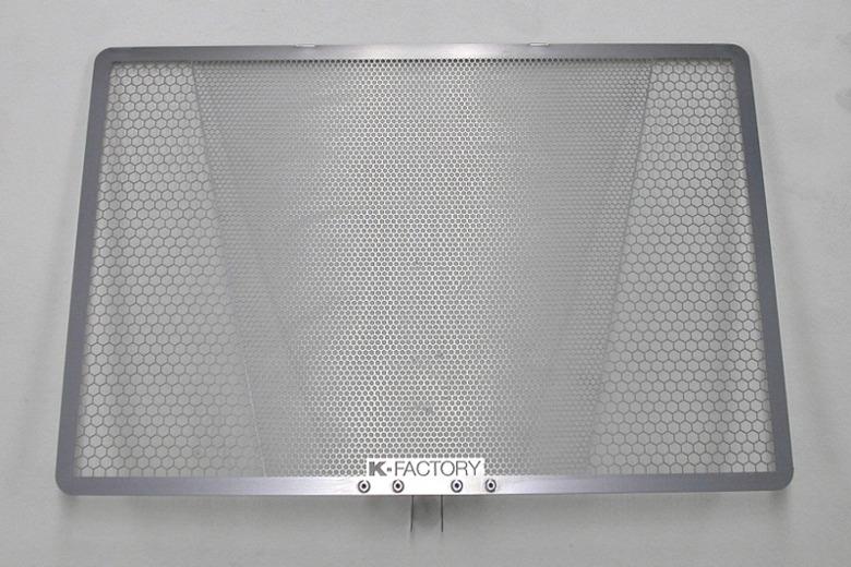セール バイク用品 冷却系 ラジエターK-FACTORY ラジエターコアガード Rタイプ Z1000 08-10 Ninja1000ケイファクトリー 151CZAA084Z 取寄品