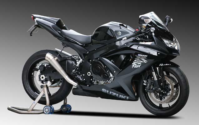 セール バイク用品 マフラー 4ストスリップオン&ボルトオンマフラーK-FACTORY FRCチタン スリップオン GPタイプ GSX-R750 08ケイファクトリー 247KZZCDZZ0000 取寄品