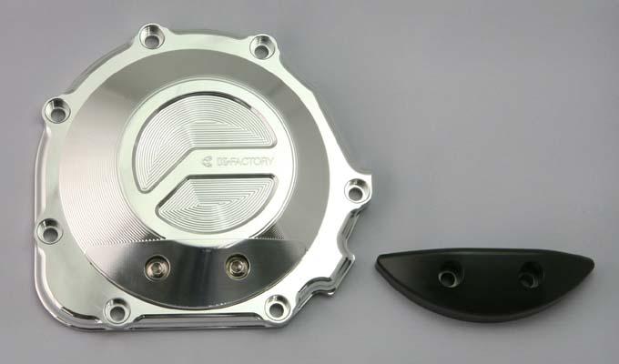 スーパーセール バイク用品 吸気系&エンジン クランクケース&クランクシャフト&エンジンカバーK-FACTORY パルシングカバー TYPE2 ポリッシュ GPZ900R ZRX1200R S DAEG ZZR1100 etc.ケイファクトリー 112IZBL008L 取寄品