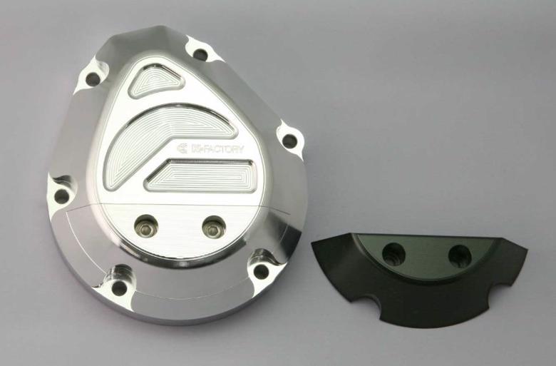 スーパーセール バイク用品 吸気系&エンジン クランクケース&クランクシャフト&エンジンカバーK-FACTORY パルシングカバーR ポリッシュ CB1300SF SB CB1100 10-ケイファクトリー 001IZBL009L 取寄品
