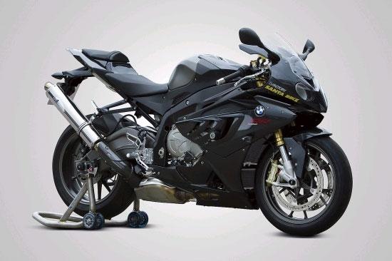 スーパーセール バイク用品 マフラー 4ストスリップオン&ボルトオンマフラーK-FACTORY FRC チタンS O(1エンド) S1000RR (SSサイレンサー)ケイファクトリー 415KBBAEBJ0000 取寄品