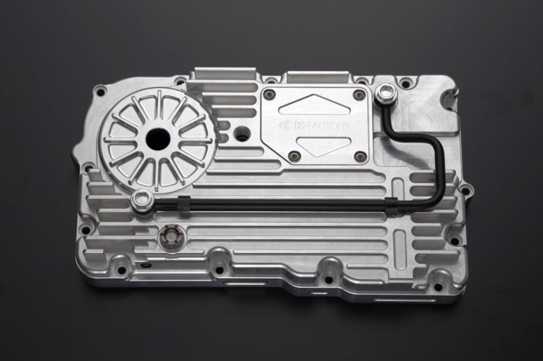 スーパーセール バイク用品 冷却系 オイルクーラーK-FACTORY オプション バイパスキットA ビレットオイルパン用 ZEP1100ケイファクトリー 111TZDOA05Z 取寄品